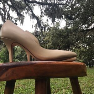 UNISA | Cream Heel Pump 8M